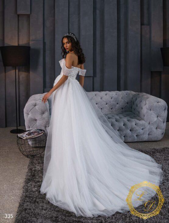 Свадебное платье Lady Di 335-3