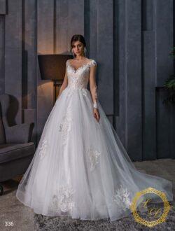 Свадебное платье Lady Di 336-1