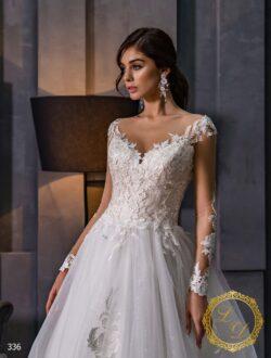 Свадебное платье Lady Di 336-2-1