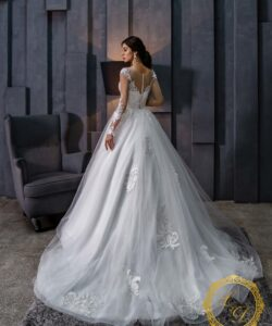 Свадебное платье Lady Di 336-3