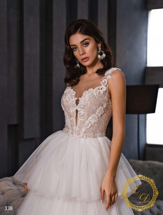 Свадебное платье Lady Di 338-2-1