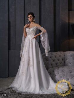 Свадебное платье Lady Di 340-1