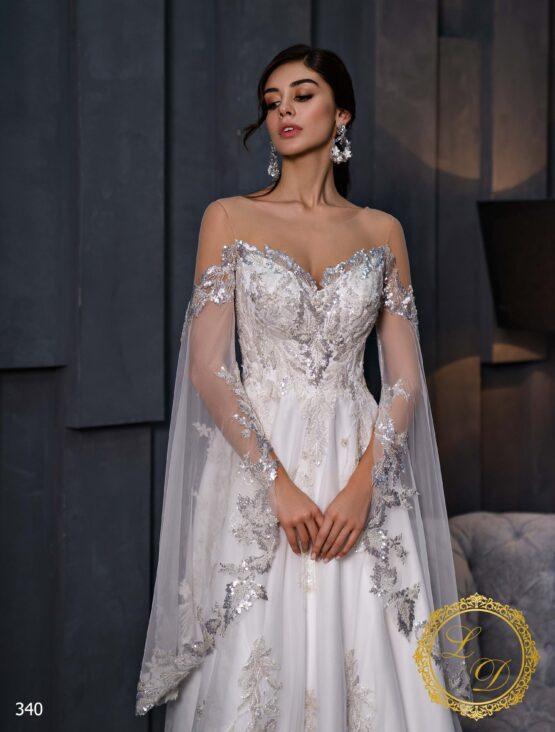 Свадебное платье Lady Di 340-2