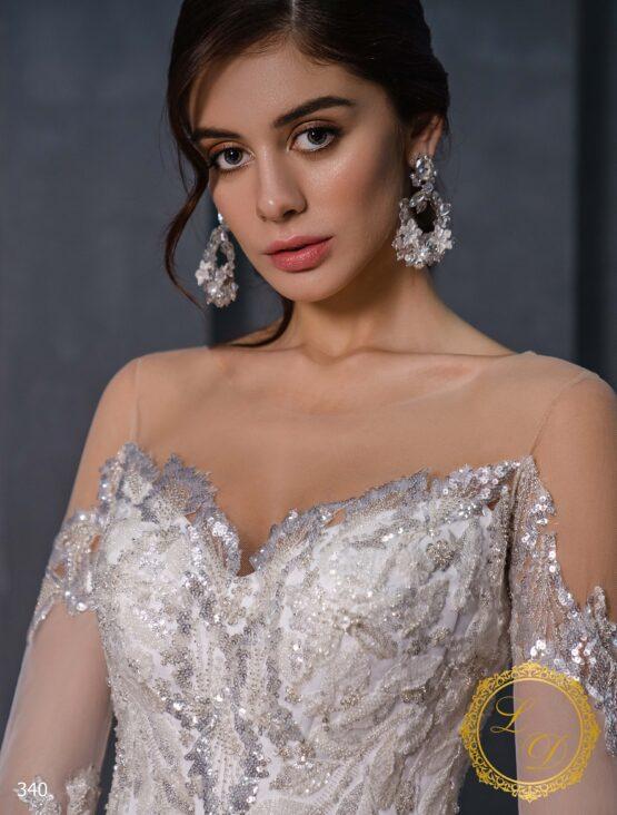 Свадебное платье Lady Di 340-3-1