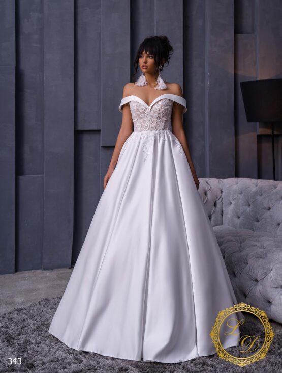 Свадебное платье Lady Di 343-1