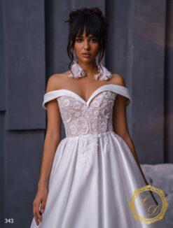 Свадебное платье Lady Di 343-2