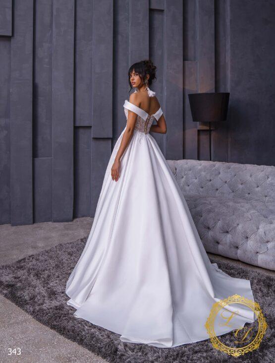 Свадебное платье Lady Di 343-3