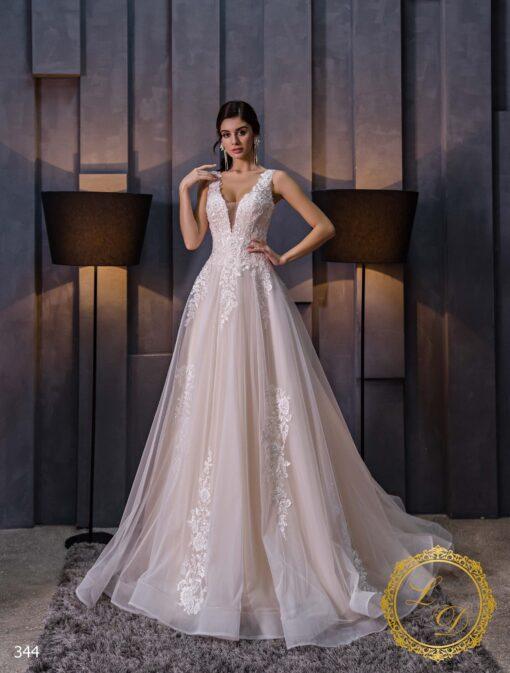 Свадебное платье Lady Di 344-1