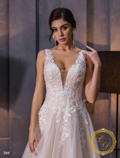Свадебное платье Lady Di 344-3