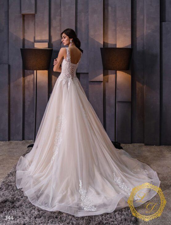 Свадебное платье Lady Di 344-4