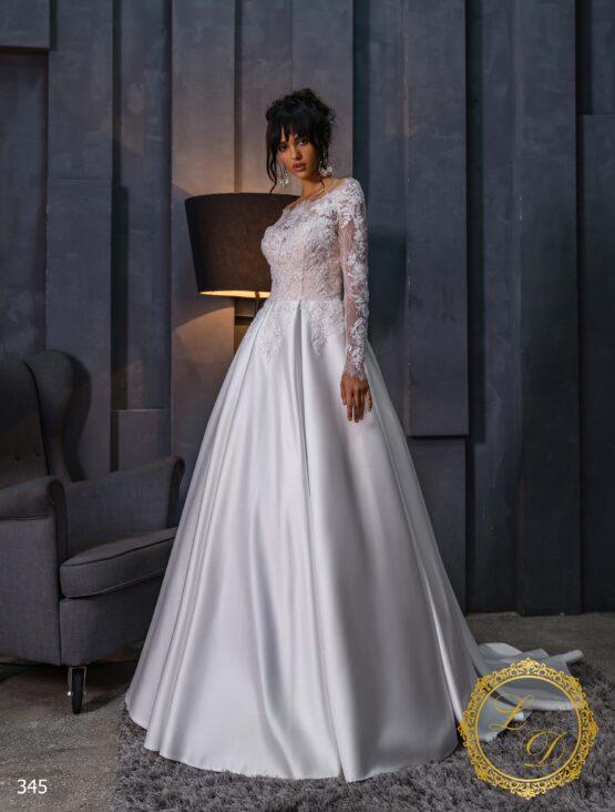 Свадебное платье Lady Di 345-1
