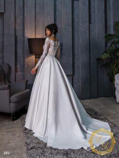 Свадебное платье Lady Di 345-3