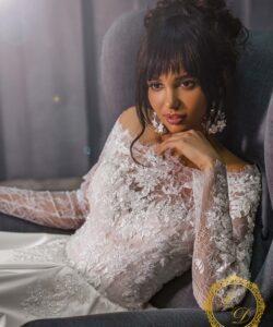 Свадебное платье Lady Di 345-4-1
